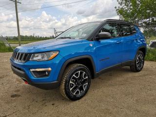New 2019 Jeep Compass Trailhawk for sale in Edmonton, AB