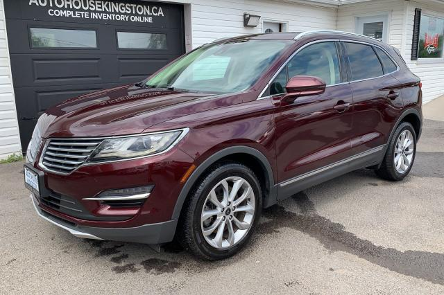 2016 Lincoln MKC Heated and Cooled Leather