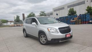 Used 2012 Chevrolet Orlando 7 pass, Auto, 3/Y warranty available for sale in Toronto, ON