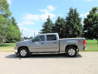 Used 2007 GMC Sierra 1500 Z71 CREW CAB V8 4x4 for sale in Thornton, ON