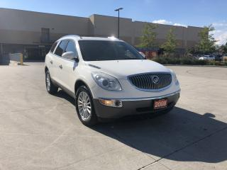 Used 2008 Buick Enclave Leather, Auto,3/Y Warrenty available. for sale in Toronto, ON