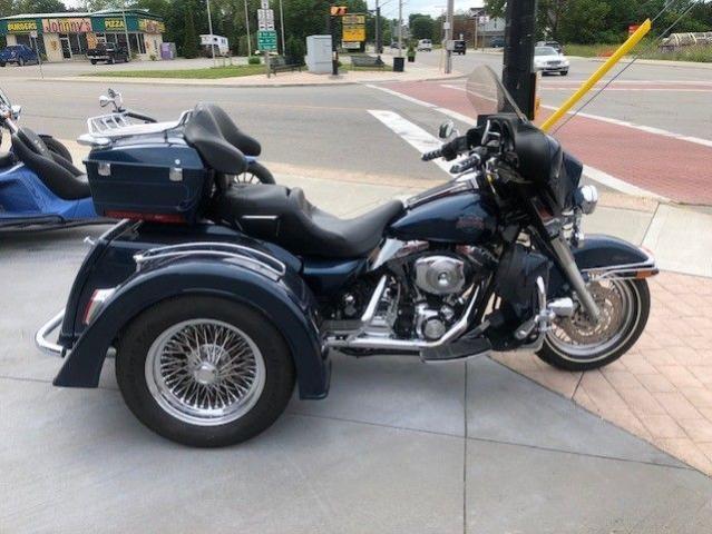 2004 Harley-Davidson Electra Glide Classic Trike