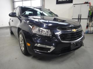 Used 2015 Chevrolet Cruze 1LT,LOW KM,MINT CONDITION,ONE OWNER for sale in North York, ON