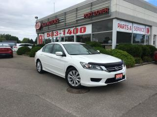 Used 2015 Honda Accord LX | Heated Seats | Low Kms!! for sale in Port Dover, ON
