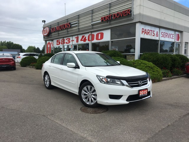 2015 Honda Accord LX | Heated Seats | Low Kms!!