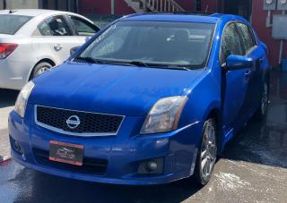 Used 2010 Nissan Sentra SE-R for sale in Midland, ON