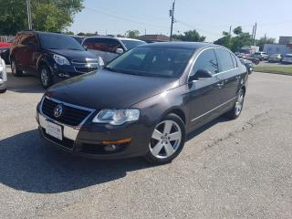 Used 2010 Volkswagen Passat Trendline for sale in Windsor, ON
