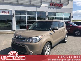 Used 2016 Kia Soul EX+ familiale 5 portes BA for sale in Shawinigan, QC