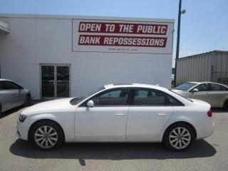 Used 2013 Audi A4 Base for sale in Toronto, ON