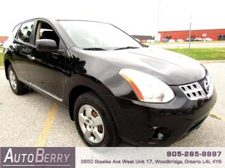 Used 2011 Nissan Rogue 2.5L - S - FWD for sale in Woodbridge, ON