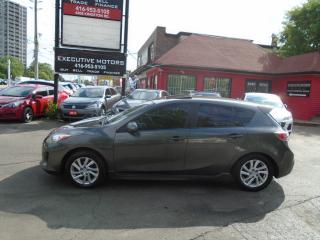 Used 2012 Mazda MAZDA3 GS-SKY / FUEL SAVER / ALLOYS / SUNROOF / A/C /MINT for sale in Scarborough, ON