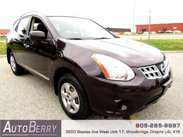2011 Nissan Rogue 2.5L - S - AWD
