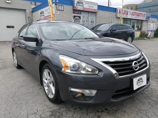 Used 2013 Nissan Altima Accident Free | Sunroof | Backup Cam | Warranty for sale in Oakville, ON