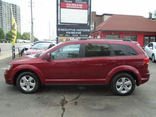Used 2011 Dodge Journey 4 CYL / FUEL SAVE/ MINT / NEW BRAKES / 7 PASSENGER for sale in Scarborough, ON
