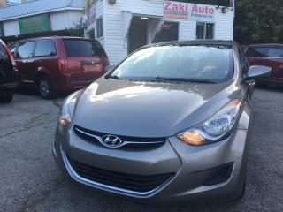 Used 2012 Hyundai Elantra GL/Safety Certification Included Price for sale in Toronto, ON