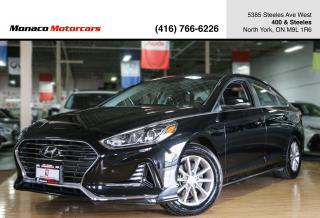 Used 2019 Hyundai Sonata 2.4 GL - BACKUPCAM|HEATEDSEATS|BLUETOOTH|ALLOYS for sale in North York, ON