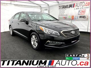 Used 2015 Hyundai Sonata GLS+Camera+Blind Spot+Cross Tra+Heated Power Seats for sale in London, ON