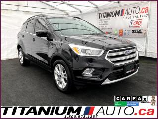 Used 2017 Ford Escape SE+GPS+Camera+Pano Roof+Leather Heated Power Seats for sale in London, ON