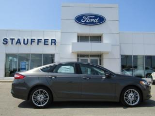 Used 2016 Ford Fusion SE for sale in Tillsonburg, ON