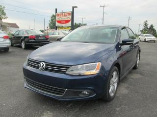 Used 2013 Volkswagen Jetta BASE for sale in Alvinston, ON
