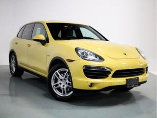Used 2011 Porsche Cayenne S HYBRID   NAVIGATION   BOSE AUDIO   POWER SUNROOF for sale in Vaughan, ON