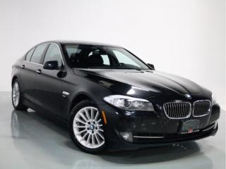 Used 2011 BMW 5 Series 535i xDrive   NAVI   PUSH START   POWER SUNROOF for sale in Vaughan, ON