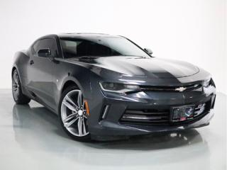 Used 2017 Chevrolet Camaro RS   POWER SUNROOF   WARRANTY   CAMERA for sale in Vaughan, ON