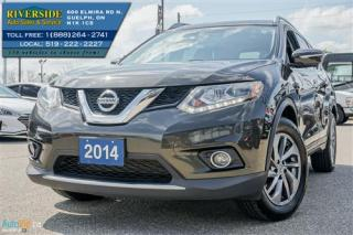 Used 2014 Nissan Rogue SL for sale in Guelph, ON