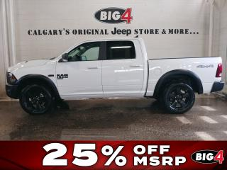 Used 2019 RAM 1500 Classic Warlock for sale in Calgary, AB