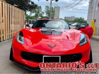Used 2017 Chevrolet Corvette Z06 3LZ WITH Z07 PERFORMANCE PACKAGE FULLY FULLY L for sale in Toronto, ON