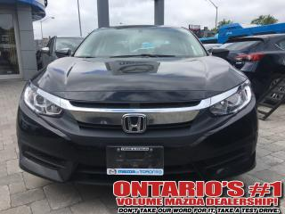 Used 2017 Honda Civic Sedan LX| 66399km| Heated Seats| Bluetooth|One Owner| for sale in Toronto, ON