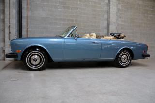 Used 1981 Rolls Royce Corniche Convertible for sale in Vancouver, BC
