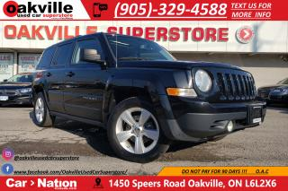 Used 2014 Jeep Patriot NORTH | TOUCH SCREEN | SURNOOF | HEATED SEATS for sale in Oakville, ON