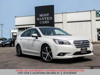 Used 2015 Subaru Legacy 2.5i Limited   NAVIGATION   CAMERA   SUNROOF for sale in Kitchener, ON