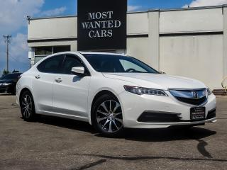 Used 2015 Acura TLX 8Spd|NAVIGATION|LEATHER|CAMERA|SUNROOF for sale in Kitchener, ON