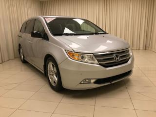 Used 2012 Honda Odyssey Touring for sale in Calgary, AB