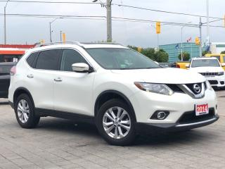 Used 2014 Nissan Rogue SV**Pano Roof**Back UP CAM** for sale in Mississauga, ON