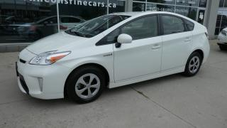 Used 2014 Toyota Prius HYBRID.R/CAMERA.PUSH START for sale in Etobicoke, ON