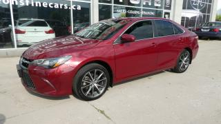 Used 2015 Toyota Camry XSE V6.NAVIGATION.R/CAMERA.LOADED for sale in Etobicoke, ON