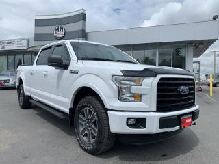 Used 2016 Ford F-150 SPORT XLT 4WD 5.0L LB LOADED LIKE NEW for sale in Langley, BC