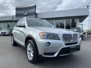 Used 2014 BMW X3 xDrive28i for sale in Langley, BC