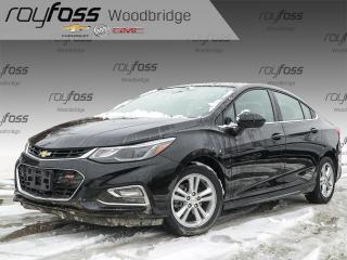Used 2017 Chevrolet Cruze LT RS, SUNROOF, BOSE, BACKUP CAM for sale in Woodbridge, ON