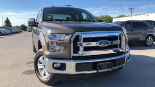 Used 2016 Ford F-150 XLT 3.5L V6 4X4 for sale in Midland, ON