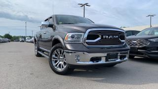 Used 2016 RAM 1500 Limited 3.0l Diesel Leather Heated / Cooled S... for sale in Midland, ON