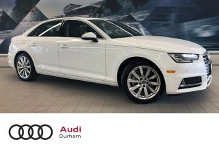 Used 2019 Audi A4 45 Komfort CarPlay | Keyless | Rear Cam for sale in Whitby, ON
