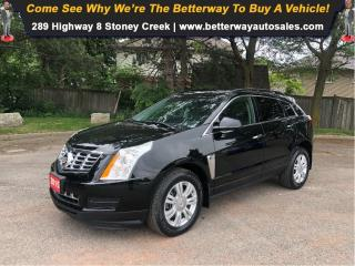 Used 2015 Cadillac SRX Leather| PWR Seats| Dual Climate| Low KMS| Loaded! for sale in Stoney Creek, ON