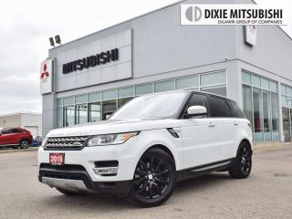 Used 2016 Land Rover Range Rover Sport HSE TD6 | DRIVER ASSIST | BLACK ROOF | NAV | HUD for sale in Mississauga, ON