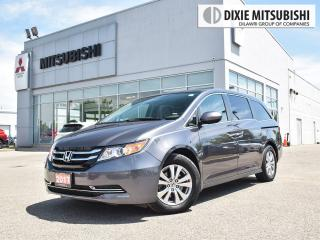 Used 2017 Honda Odyssey EX | LANE WATCH CAMERA | HTD SEATS | 8 PASSENGER for sale in Mississauga, ON