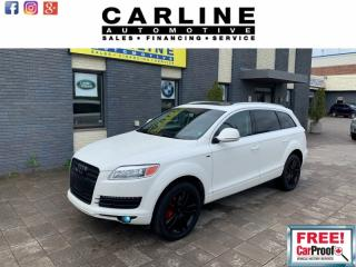 Used 2008 Audi Q7 quattro 4dr 4.2L Premium for sale in Nobleton, ON