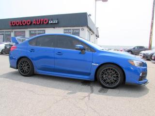 Used 2016 Subaru Impreza WRX STi STI SPORT AWD 6 SPD CAMERA BLUETOOTH CERTIFIED 2016 Subaru IMPREZA WRX STI STI SPORT AWD 6 SPD CAMERA BLUETOOTH CERTIFIED for sale in Milton, ON